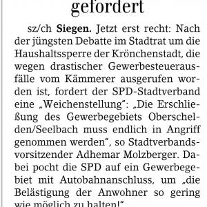 Gewerbegebiet Oberschelden Seelbach