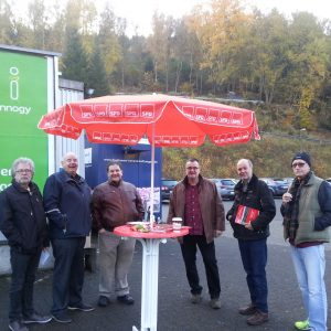 Stand am 29.10.2016