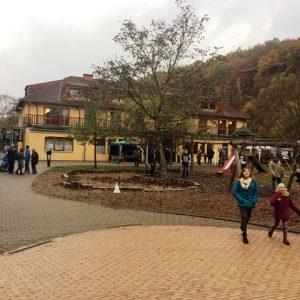 Weihnachtsmarkt der Johanna-Ruß-Schule 2016