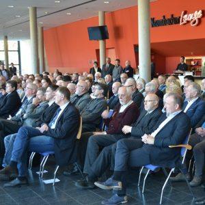 Jahresempfang SPD 2016 Auditorium