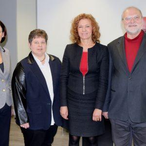 Besuch Siegener Justizbehörden 2017